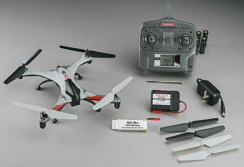 Heli-Max HMXE0847 230Si Cuadricóptero Listo Para Volar