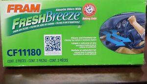 FRAM CF11180 Fresh Breeze Cabin Air Filter
