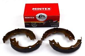 NEW MINTEX REAR HANDBRAKE PARKING BRAKE SHOE SET MFR620