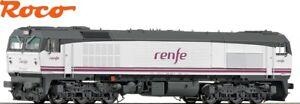 Roco-H0-62757-Diesellok-Serie-D319-der-RENFE-NEU-OVP