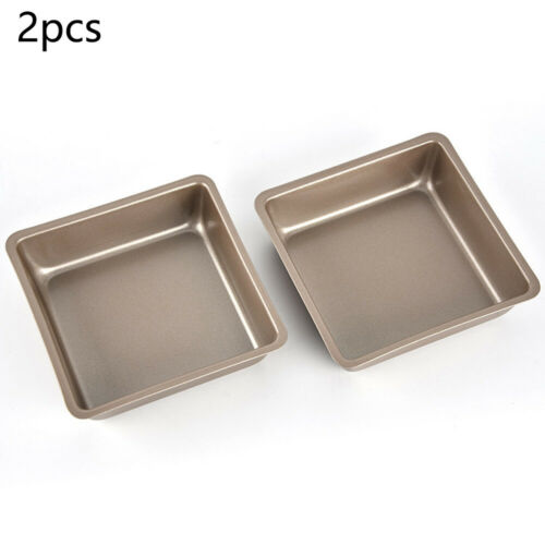 Large Non-stick Carbon Steel Loaf Cake Pan Tins Baking Bakeware Bread Tray Mould
