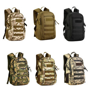 12L-Small-Daypack-MOLLE-Backpack-Hiking-Pack-Bag-for-Outdoor-Camping-Travel