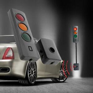 Details About Home Garage Car Parking System Assist Helper Signal Sensor Guide Safe Stop Light