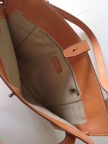 Leather Vintage Document Mulberry Tan A4 Case Saddle Ipad CTxwqdStw
