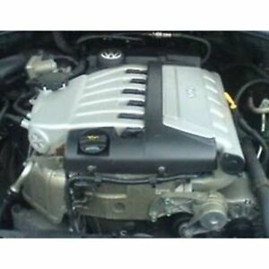 Engine/Motor vw touareg 3.2 v6 220 ch azz