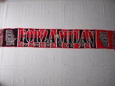 d1 sciarpa MILAN AC football club calcio scarf bufanda echarpe italia italy