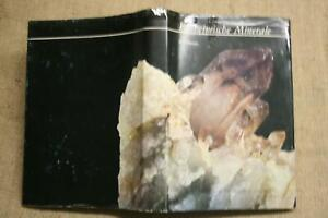 Sammlerbuch-Minerale-Mineralogie-Geologie-Sammlerkunde-Kristalle-DDR-1976