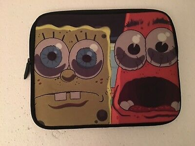 Sponge-Bob Stylish And Personal Easy To Carry Leather Wallet