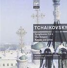 Tchaikovsky: Symphonies Nos. 5, 6; The Tempest; Romeo and Juliet (CD, Apr-2009, 2 Discs, Erato (USA))