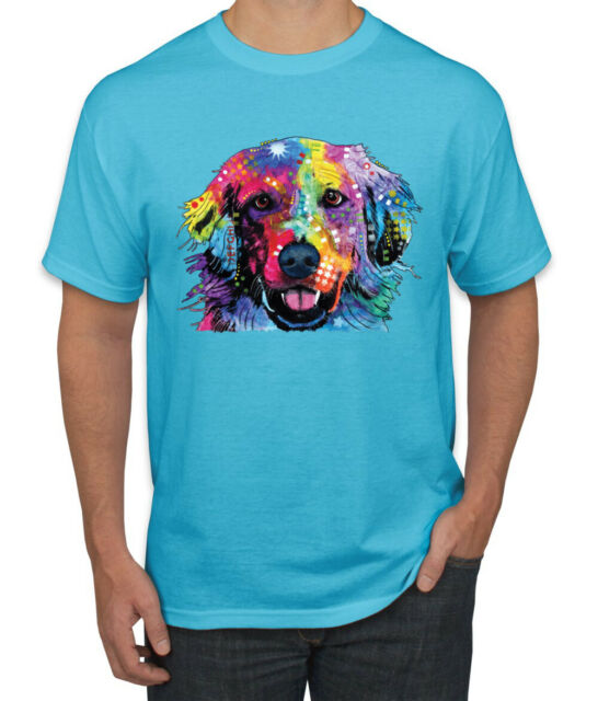 Lab Love Dean Russo New Tee  t/'shirt Black Dog Lover