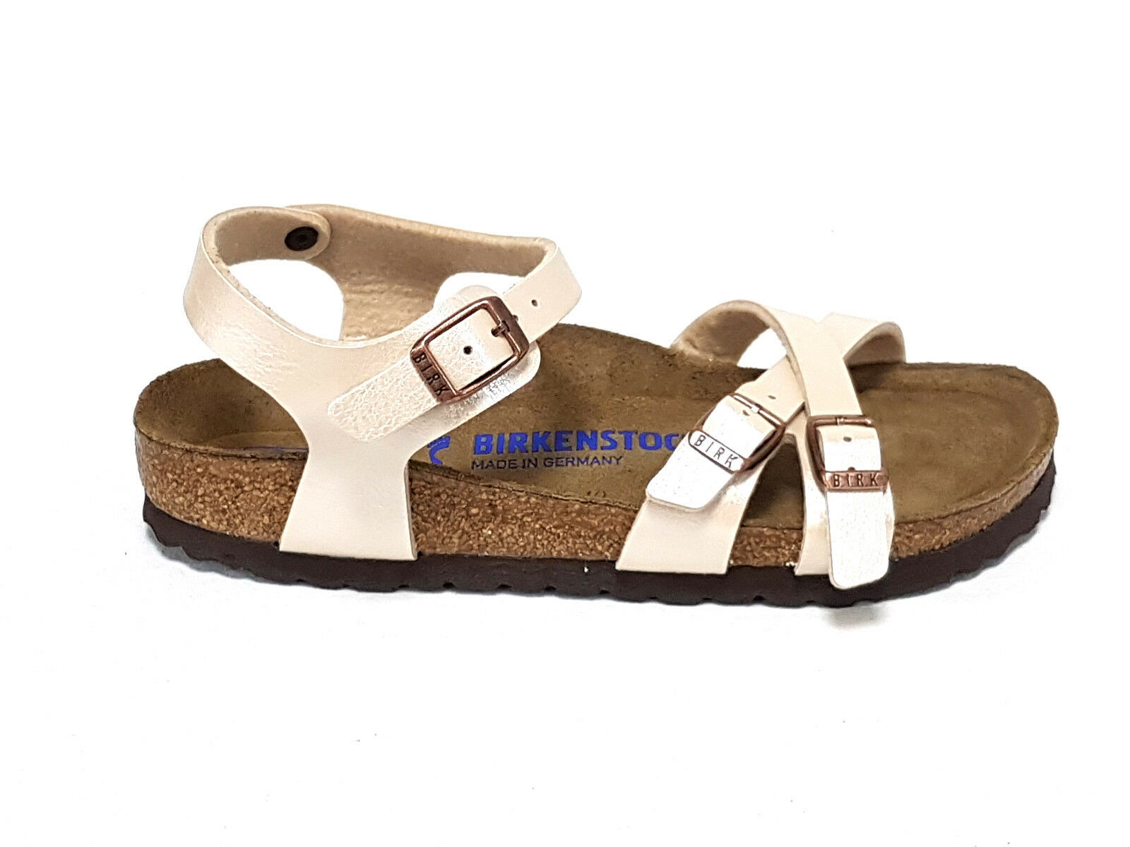 UGG Australia Women's Holly Sheepskin and Leather Sandals in Soft Ochre 1019870
