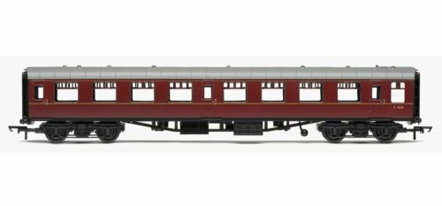 R4629 Hornby RailRoad BR Mk1 Tourist E4536 Second Open Coach Maroon