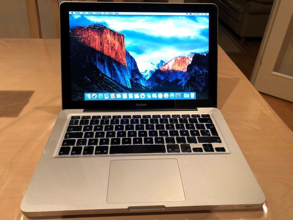 MacBook, Alu