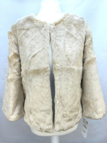 M Taglia Women Fur Zara Jacket Coat XqZfgISw
