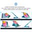 2019-CASE-PER-SAMSUNG-GALAXY-TAB-a-10-1-034-SM-T510-T515-In-Pelle-Coperchio-Supporto-360 miniatura 9