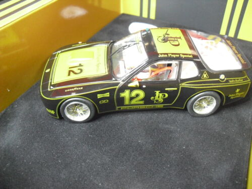 09FA2 Falcon Slot Porsche 924 Jps John Player Ausgabe limitierte only 1000 unt Kinderrennbahnen