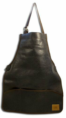 High quality Haws leather garden apron