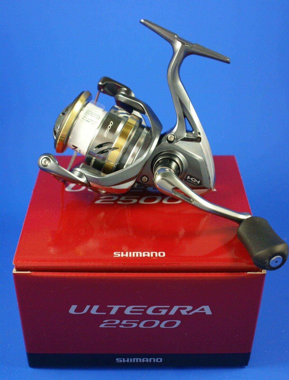 Shimano Ultegra 2500 FB    ULT2500FB    Front Drag Fishing Reel