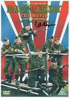 CLIVE DUNN Signed 10x7 Photo DADS ARMY Corporal Jones COA