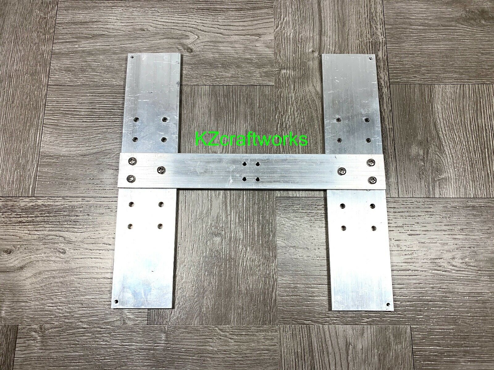ANET A8 Aluminum Mounting Bracket for Hotbed Build Plate - CTC A8 Upgrade - USA