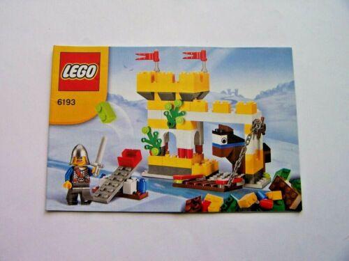 6193 LEGO® Bauanleitung Instruction Nr
