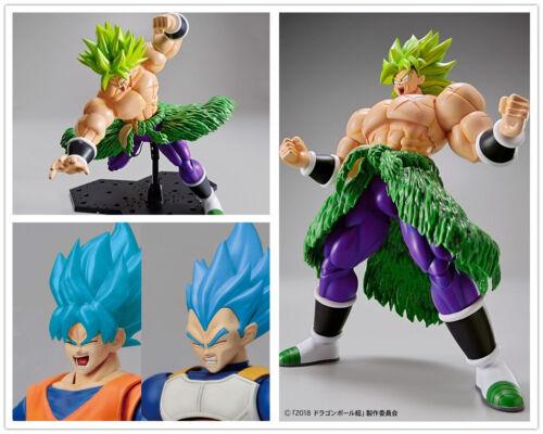 Figure Rise Standard Dragon Ball Super Saiyan Broly Full Power PlasticModel GOKU