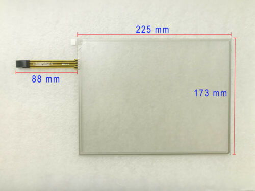 """10.4/"""" inch 4 wire Resistive Touch screen Digitizer Fit for AA104SH02 Touch panel"""