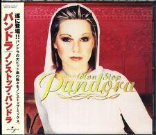 Pandora - Non-Stop - Japan CD - NEW - 20Tracks Non Stop