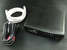 Arris TM1602A Cable Modem Docsis 3.0 Telephony Modem For Optimum&Cablevision