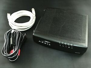 Arris-TM1602A-Cable-Modem-Docsis-3-0-Telephony-Modem-For-Optimum-amp-Cablevision
