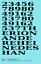 thumbnail 3 - K4 G Decals Black 1/2 Inch Penn Roman Letter Number Alphabet Set