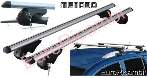 BARRE PORTATUTTO X CORRIMANO MENABO BRIO XL FIAT Panda II Cross 04/>14