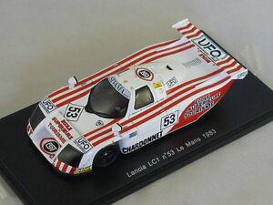 Spark-S0664-LANCIA-LC1-n-53-Le-Mans-1983-Hesnault-Perrier-Salam-1-43