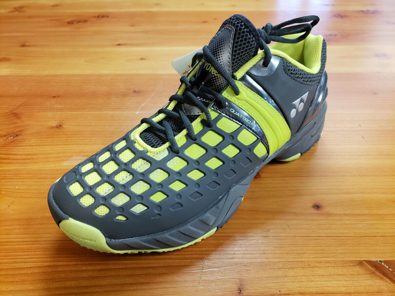 Para hombres arcilla Pro Cojín Yonex Power Calzado para Tenis