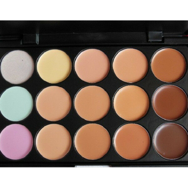 1Pc Free Shipping Camouflage Face Concealer Foundation Cosmetic Makeup Palette