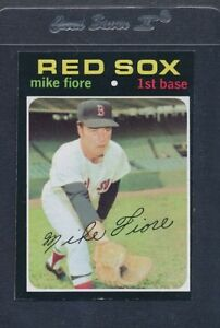 1971-Topps-287-Mike-Fiore-Red-Sox-EX-3632
