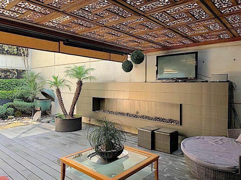 Acogedora y moderna casa en condominio en Molinos Vista Hermosa