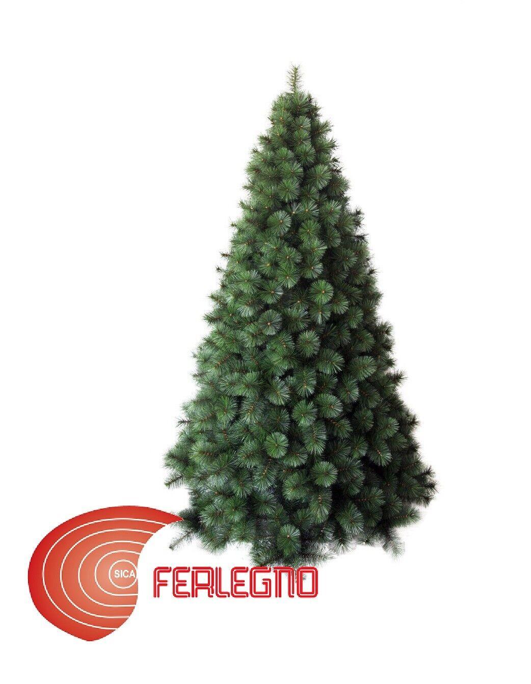 Baum Bäume Weihnachten Künstlich Grün 150 180  210 240  270CM Modell Alpinweiß
