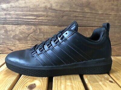K-Swiss Donovan Black / Baltic Sneakers