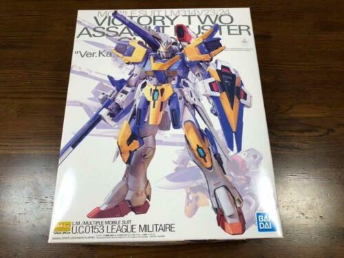 MG 1//100 V2 Assault Buster Gundam Ver.Ka Plastic Model Hobby Online Shop Only