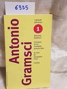 I grandi processi 1 Antonio Gramsci ATT tascabile