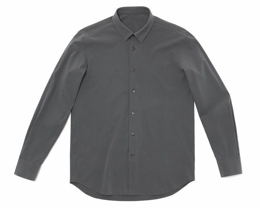 6384278e Outlier Button-Up - Grey Small SOLD OUT Freecotton - nofetl3233 ...