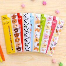 Cute Cartoon Animal Panda Cat Memo Pad Stickers Sticky Notes School Stationary