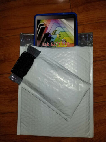 100 #00 5x10 poly bubble mailer padded envelopes
