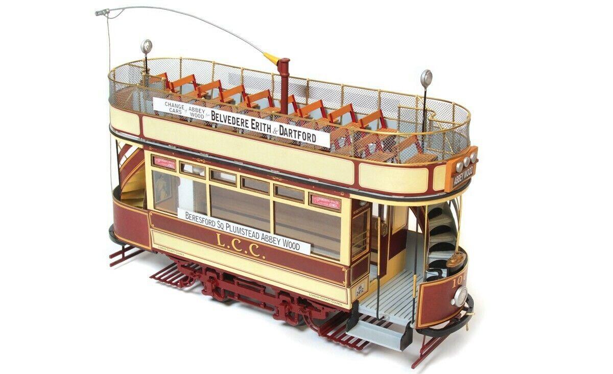 London tram g scale lgb compatible occre   qualité de première classe