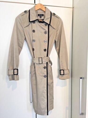 Beige classic Mac coat