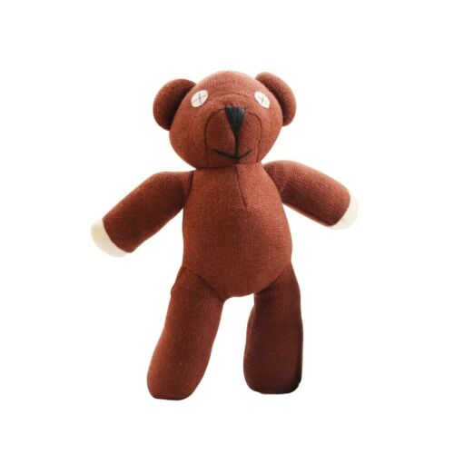 MR BEAN TEDDY BEAR STUFFED PLUSH TOY SOFT CARTOON DOLL KID BIRTHDAY PRESENT GIFT