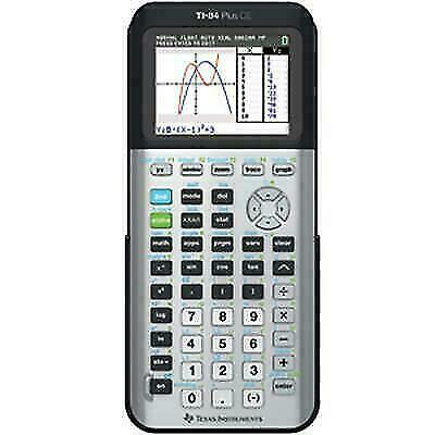 Texas Instruments Ti-84 Plus CE Graphing Calculator - Galaxy Grey 33317207732 | eBay