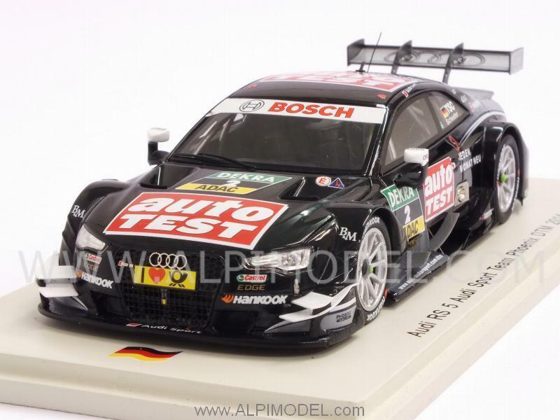forma unica Audi RS5 squadra Phoenix DTM 2014 Timo Scheider 1 43 43 43 SPARK SG170  scelte con prezzo basso