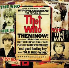 MUSIK-CD NEU/OVP - The Who - Then And Now - 1964-2004